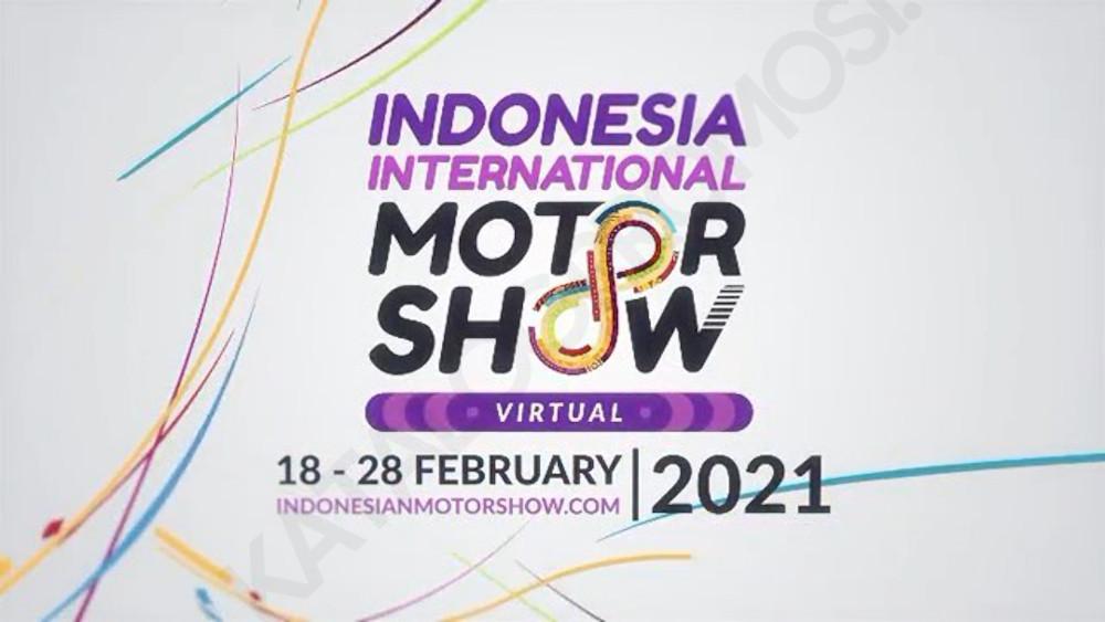 IIMS 2021 - Indonesia International Motor Show Virtual 2021
