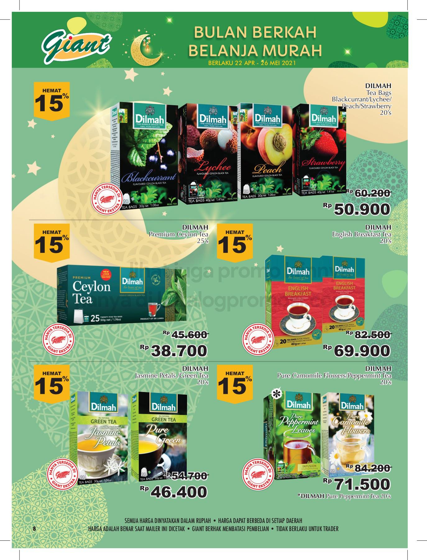 Katalog Promo Giant Terbaru periode 22 April - 26 Mei 2021