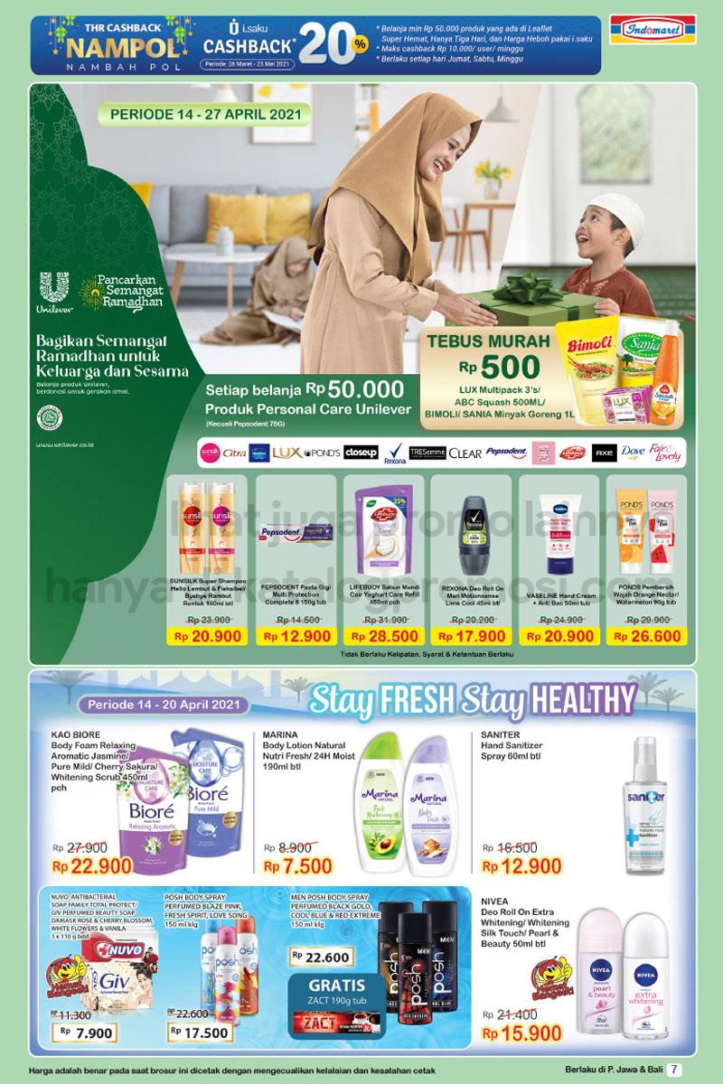 Promo INDOMARET Katalog SUPER HEMAT | 14-20 APRIL 2021