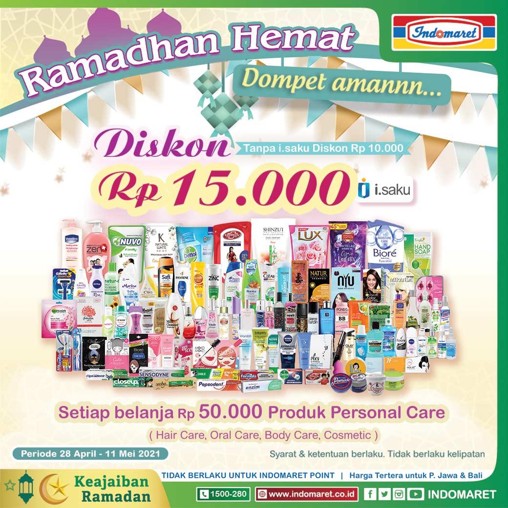 Promo INDOMARET Katalog SUPER HEMAT | 28 April - 04 Mei 2021