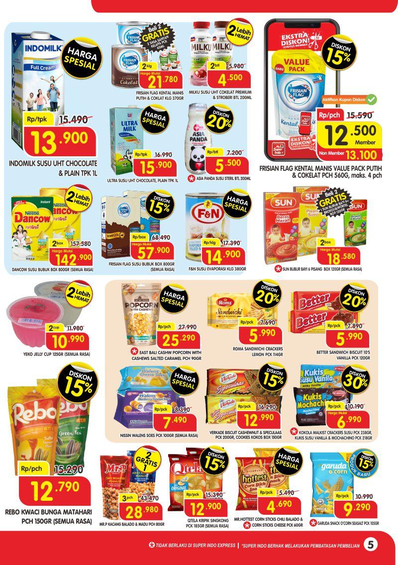 Promo Superindo Katalog Belanja Mingguan periode 15-21 April 2021