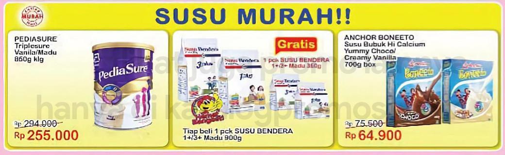 INDOMARET Promo HARGA HEBOH , MINYAK MURAH dan SUSU MURAH periode 02-08 Juni 2021