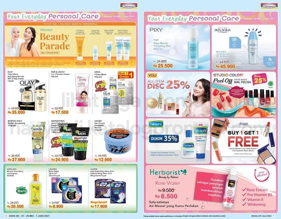 Promo INDOMARET Katalog SUPER HEMAT | 26 Mei - 01 Juni 2021