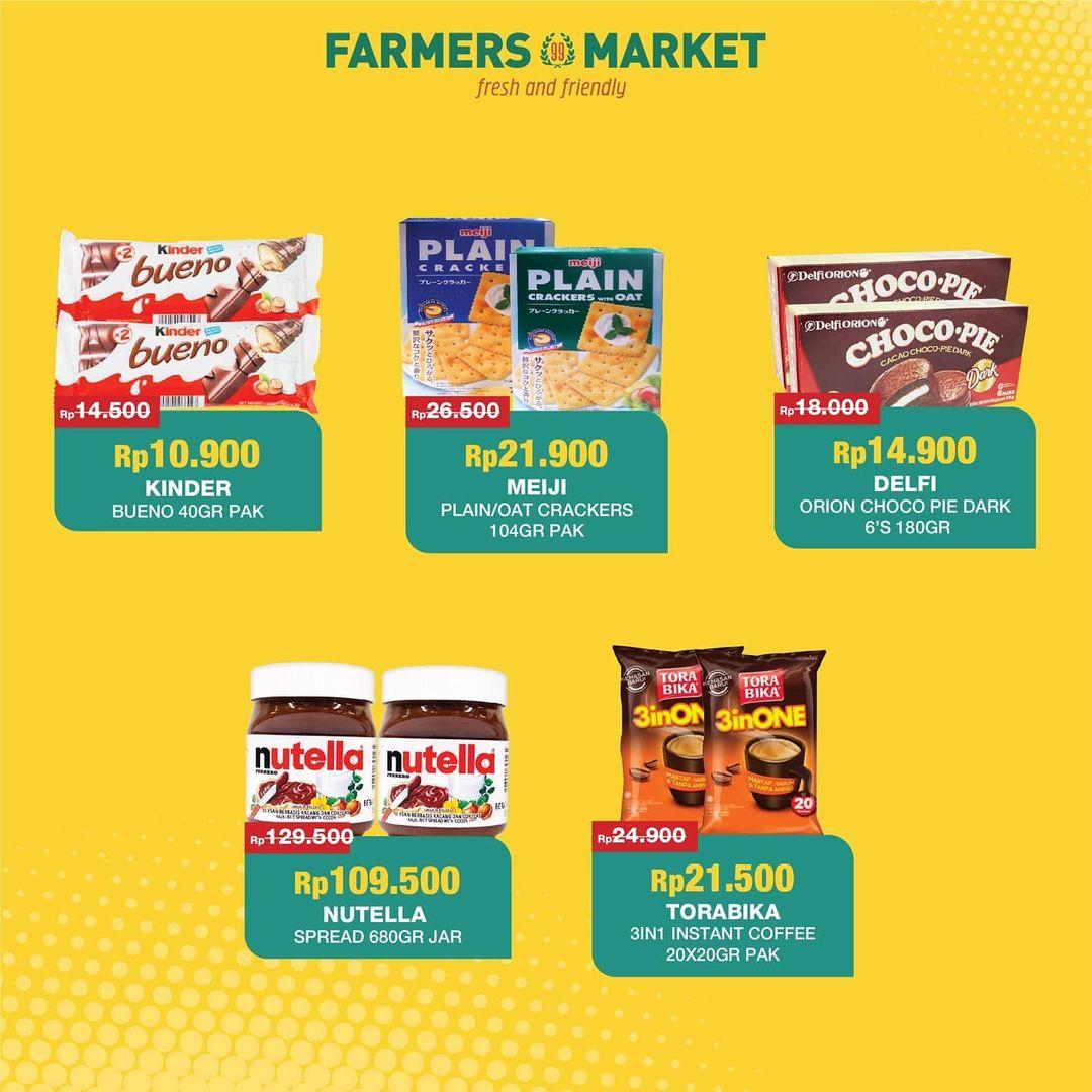 ini dia katalog belanja farmers market terbaru untuk weekend ini periode 11-13 juni 2021