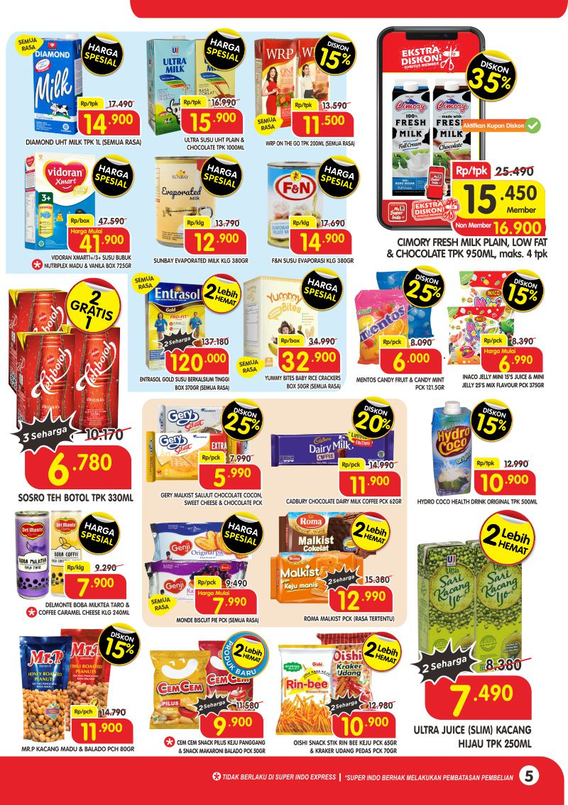 Promo Superindo Katalog Belanja Mingguan periode 10-16 Juni 2021