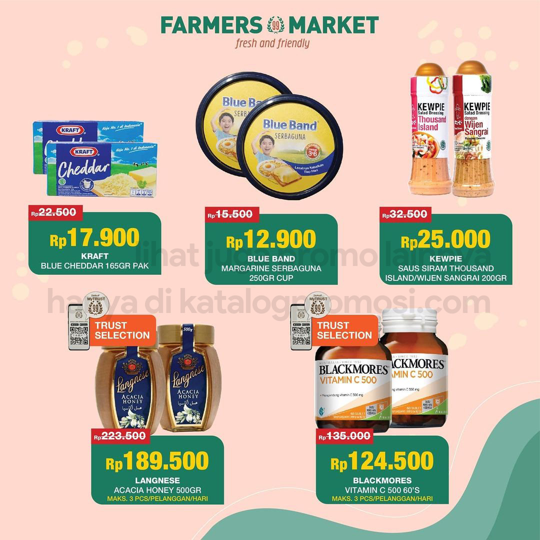 Katalog Promo Farmers Market khusus Weekend | 23-25 Juli 2021