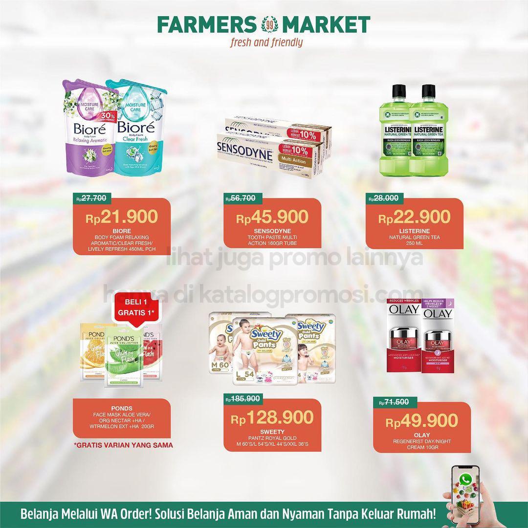 Katalog Promo Farmers Market khusus Weekend | 03-09 September 2021