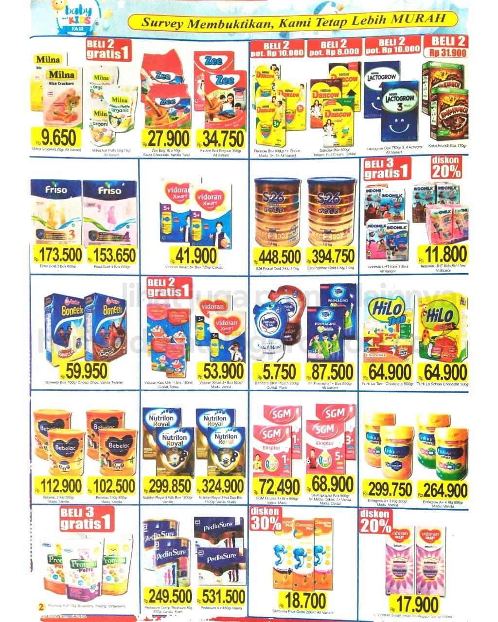 Katalog Promo NAGA SWALAYAN Terbaru Periode 25 September - 10 Oktober 2021