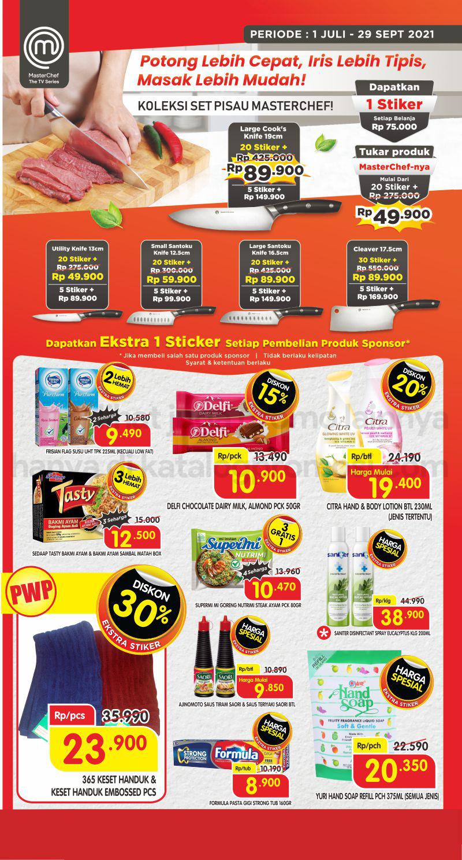 Promo Superindo Katalog Belanja Mingguan periode 12-18 Agustus 2021