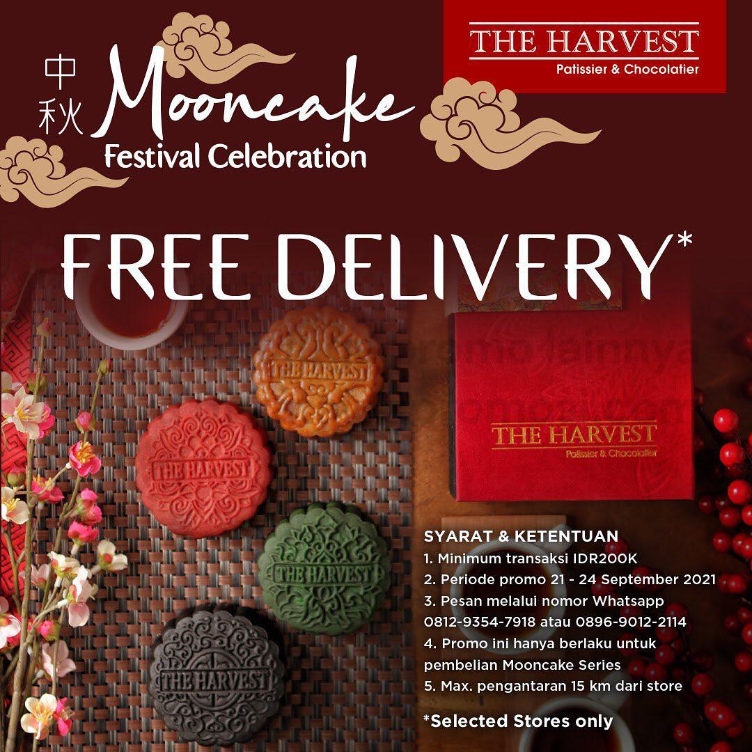 The Harvest Mooncake Festival Celebration - FREE DELIVERY!!!