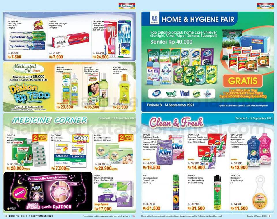 Promo INDOMARET Katalog SUPER HEMAT | 08-14 September 2021