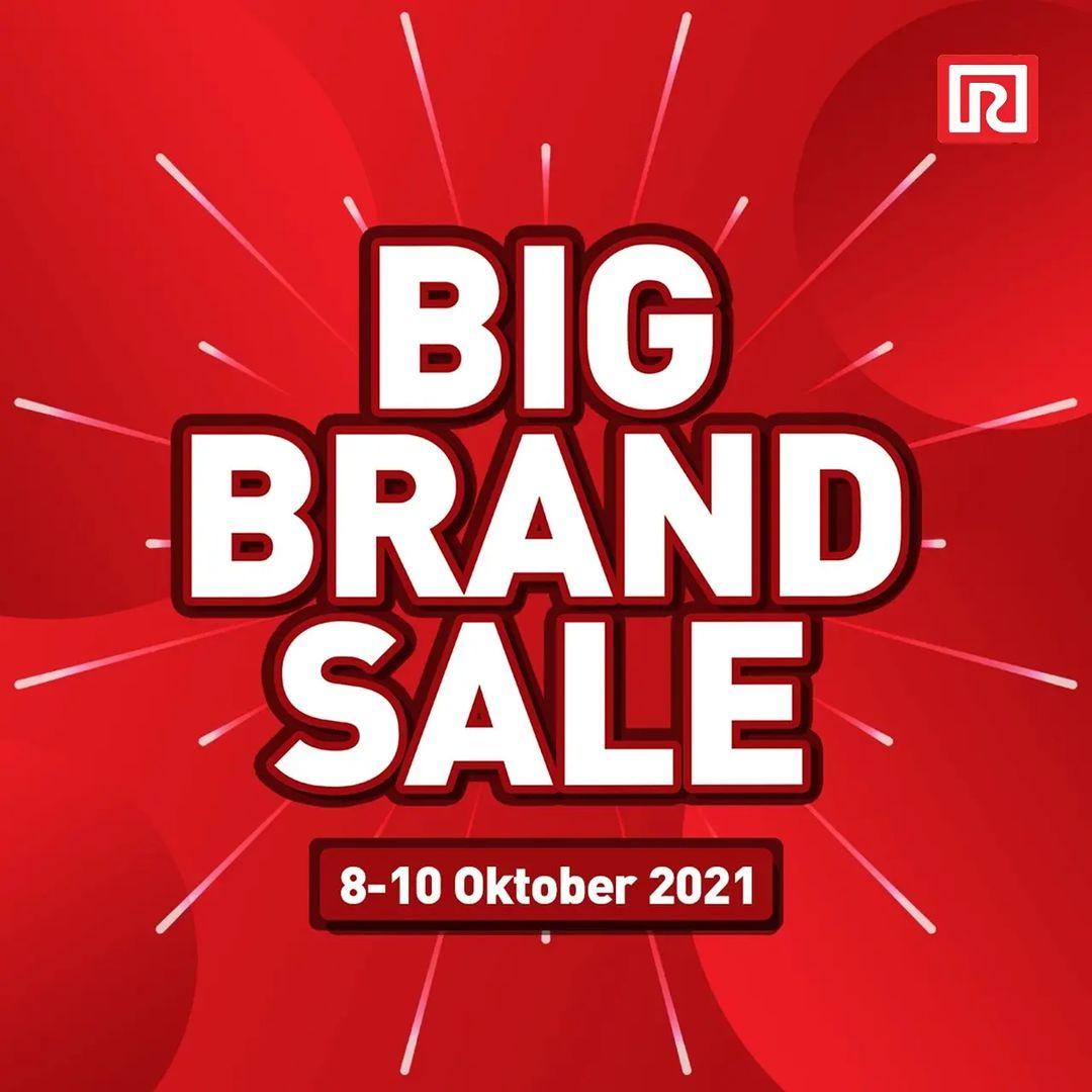 Promo RAMAYANA WEEKEND BIG BRAND SALE periode 08-10 OKTOBER 2021