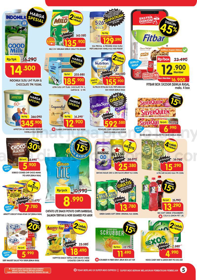 Promo Superindo Katalog Belanja Mingguan periode 16-22 September 2021