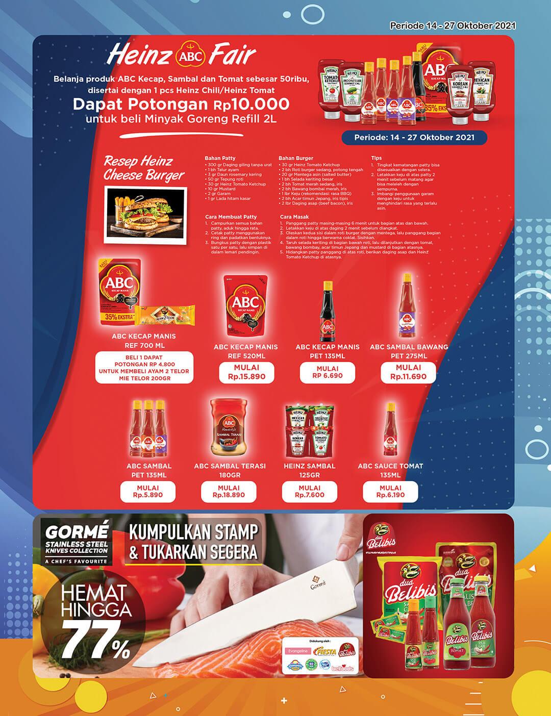 Promo Hypermart Katalog Belanja Mingguan periode 14-27 Oktober 2021