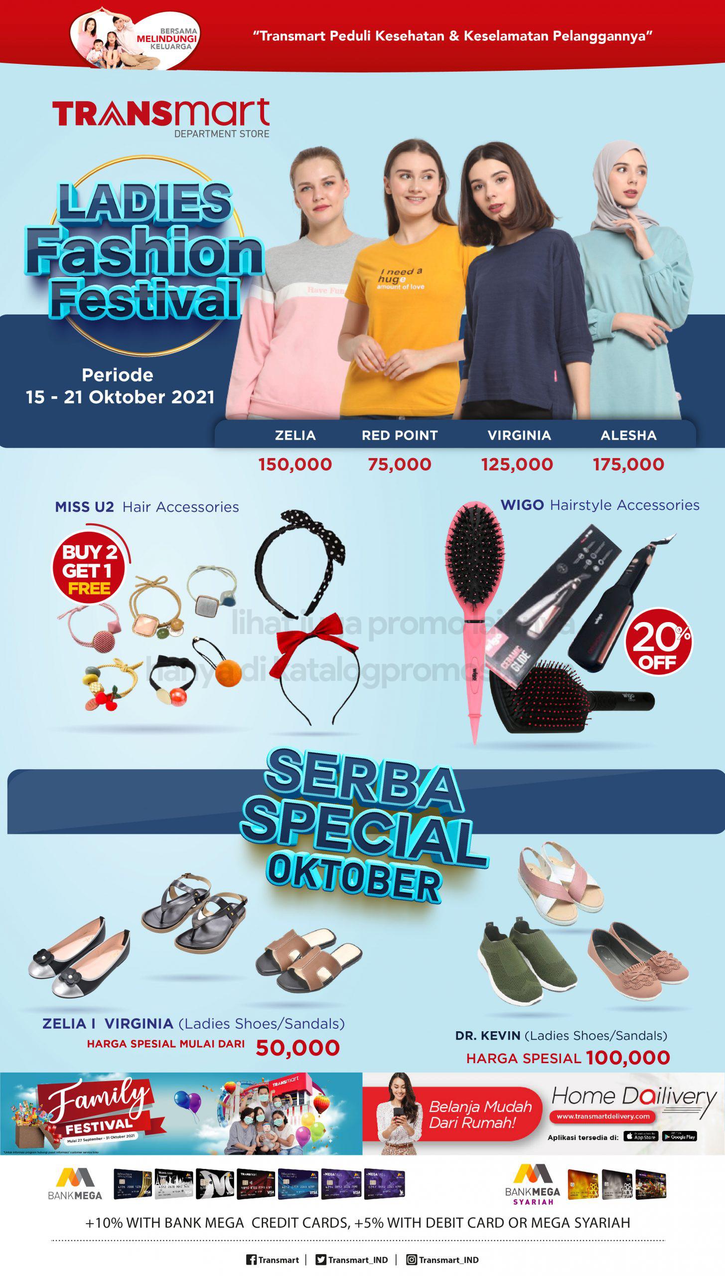 Promo TRANSMART CARREFOUR Katalog Weekend JSM periode 15-19 Oktober 2021